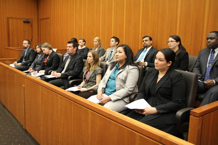 Judge Trial Or J...Unemployment Law